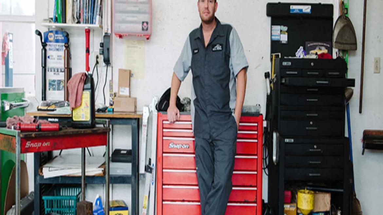 Mechanic Shops